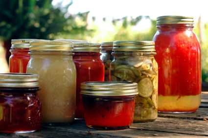 A picture containing sweet, food, pickle, honey  Description automatically generated